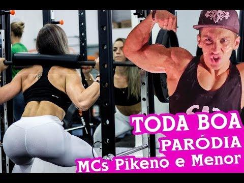 Baixar TODA BOA | Paródia Mc Pikeno e Menor  - TODA TODA