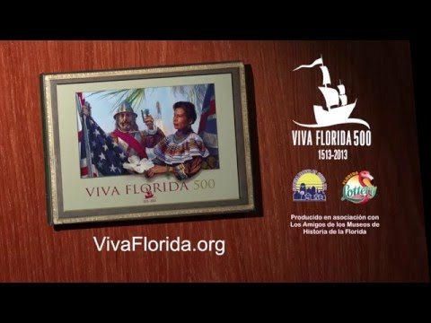 Viva Florida 500: Five Flags of Florida PSA (Spanish)