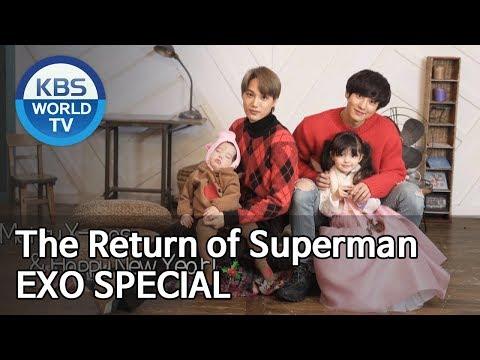 The Return of Superman EXO SPECIAL | 슈퍼맨이 돌아왔다 EXO 스페셜 [Editor's Picks]