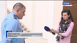 В Первомайский районный суд сегодня направили дело Владимира Кирничного