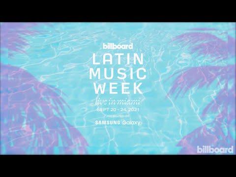 Billboard Latin Music Week Sizzle