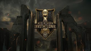 Group Stage Day 4 | Mid-Season Invitational (2018)