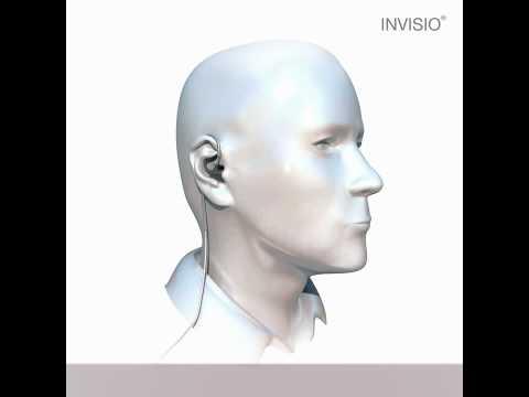 INVISIO Bone Conduction Technology