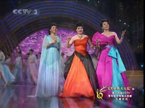 燕子:幺红、王莉、王燕 2010年第十四届青歌赛启动仪式3/10