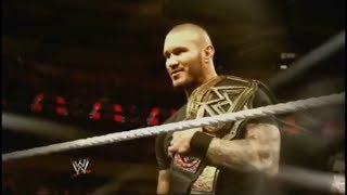 Randy Orton tribute (Hall of fame)