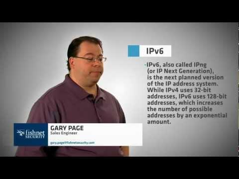 FishNet Security NIT - IPV6