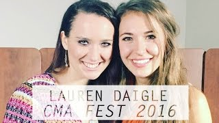 Lauren Daigle Interview!