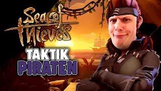 Sea of Thieves - Die Taktik Piraten - Herr Currywurst