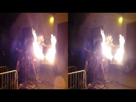 Fire Breathing Steampunk Dragon (YT3D:Enable=True)