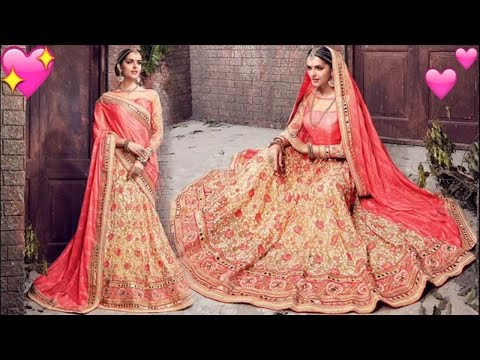 Designer Wedding Sarees For Reception Party To Look Slim: Latest Indian Saree Blouse Designs Online