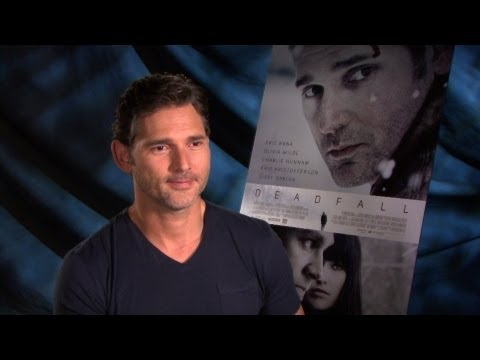 'Deadfall' Eric Bana Interview