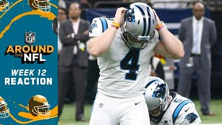 Around the NFL Sunday Week 12 Reaction Show