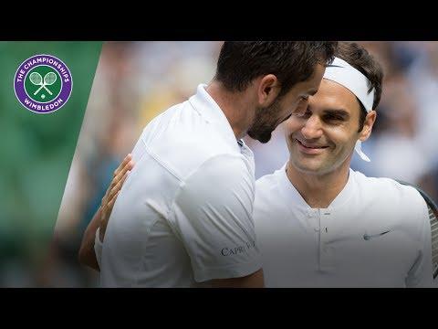 Marin Cilic vs Roger Federer