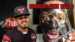 BARBERS GONE WRONG REACTION 6