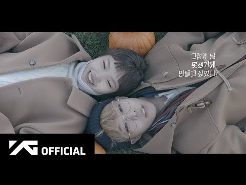 AKMU – '못생긴 척 (PLAY UGLY)' LYRIC VIDEO