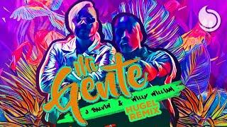 J Balvin & Willy William - Mi Gente (Hugel Remix)