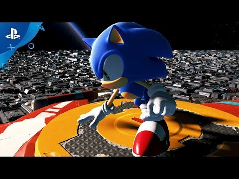 SONIC FORCES Trailer