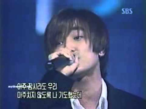 020202 Shin Hyesung & Kangta   Polaris Live