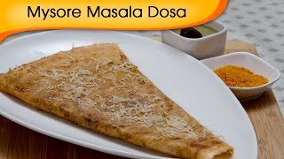 Mysore Masala Dosa..