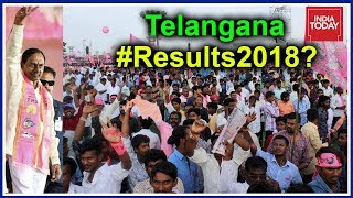 Is Hyderabad Interested In Telangana Results 2018?- Live F..