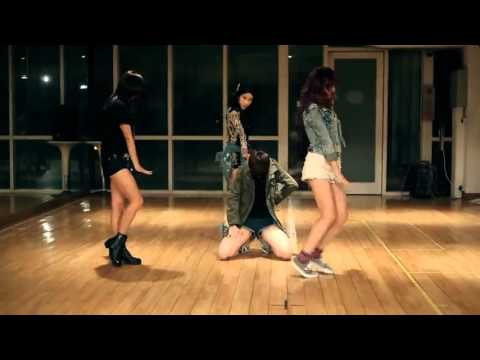 [Dance Practice] Jewelry (쥬얼리) - 룩앳미 (Look At Me)