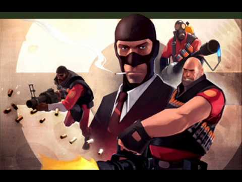 tf2 trailer meet the spy theme