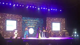 Times of India awards