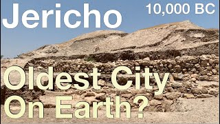 Jericho - The First City on Earth? // Ancient History Documentary