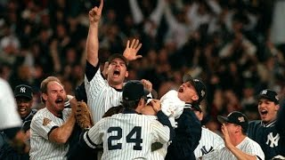 1996WS Gm6: Sterling, Kay call Yanks' World Series win