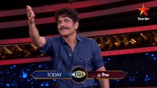 Bigg Boss 4 promo: Contestants excited on seeing Nagarjuna..