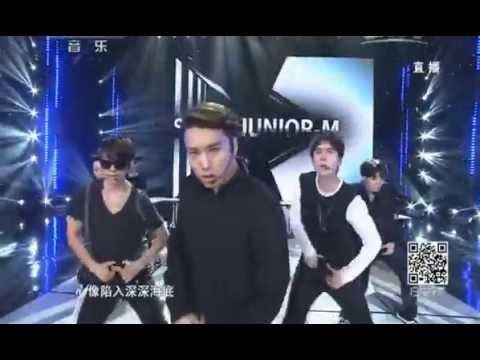 140322 Global Chinese Music Super Junior-M #SWING