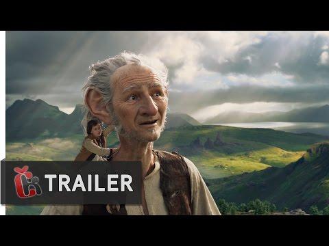 Obr Dobr (2016) - oficiální dabovaný trailer