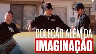COLEÇÃO ALÉM DA IMAGINAÇÃO | LOUCO POR CARROS | HISTORY