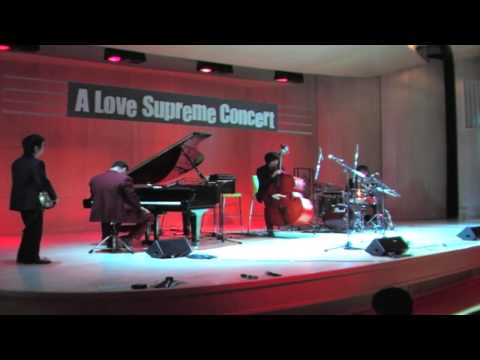 A Love Supreme, John Coltrane --Taweesak Booranapanitpan