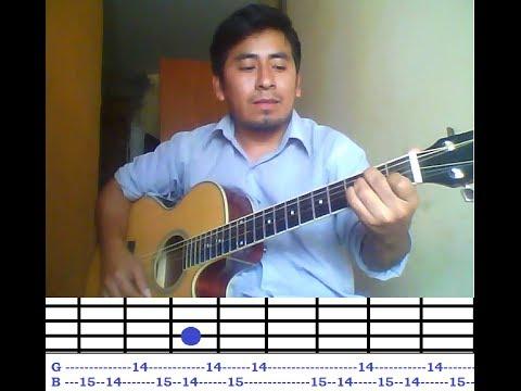 (104) Aprende el Rasgueo de: Algo esta Cayendo Aqui - Jose Luis Reyes (Tutorial Guitarra)
