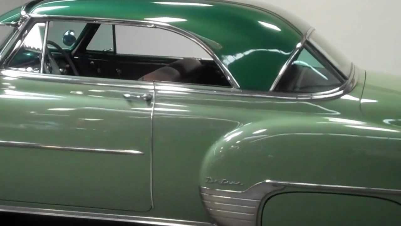 1952 Chevrolet Styleline Deluxe Bel Air 2 Door For Sale