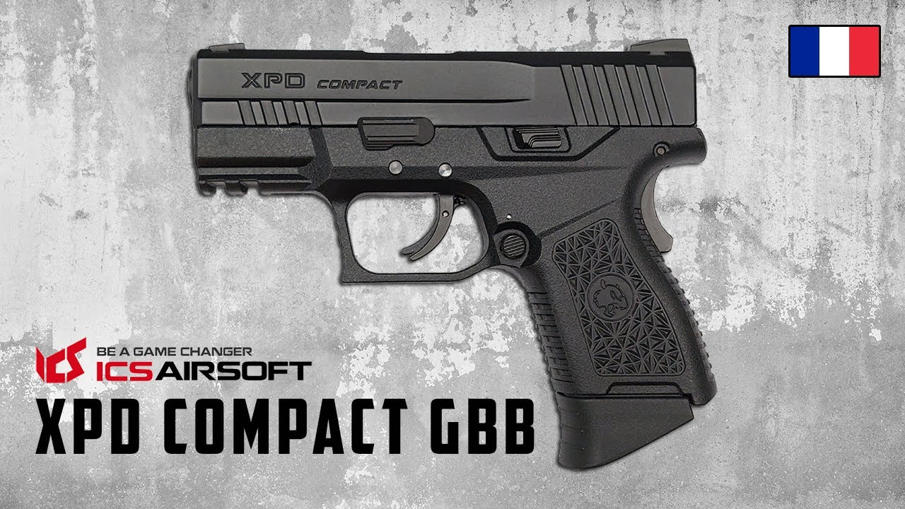 Review | XPD Compact | ICS Airsoft