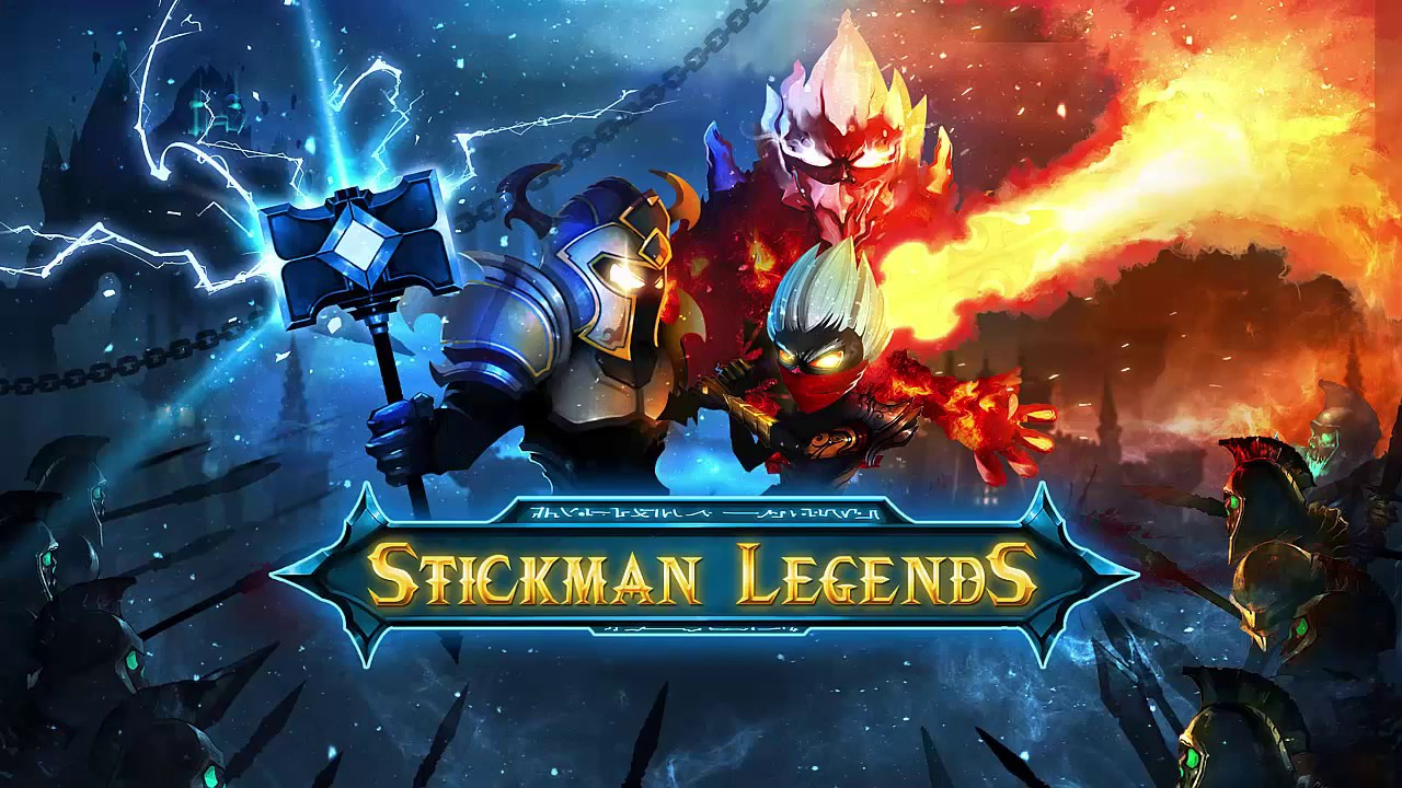 Играй Stickman Legends На ПК 2