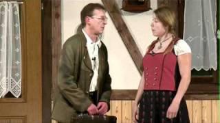 Die Jungfern vom Bründlhof - 1. Akt