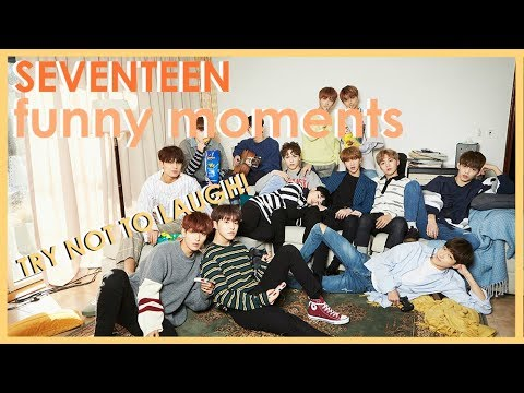 SEVENTEEN Funny Moments
