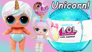 Finding Unicorn Lil Brother Family LOL Surprise Dolls Custom Big