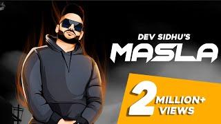 Masla – Dev Sidhu