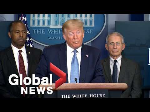 Coronavirus outbreak: Trump, U.S. Coronavirus Task Force give update on COVID-19 response | FULL