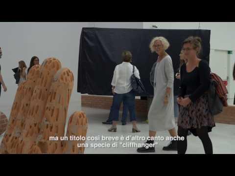 Judith Hopf - UP a Museion, Bolzano