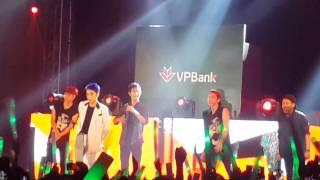 Sơn Tùng thật thà chúc mừng sn Vpbank( cuối clip)