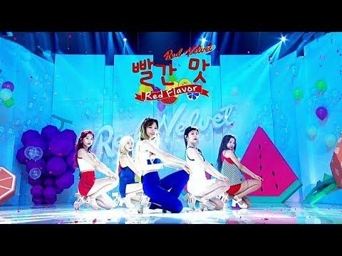 레드벨벳 (Red Velvet) - 빨간 맛 (Red Flavor) 교차편집