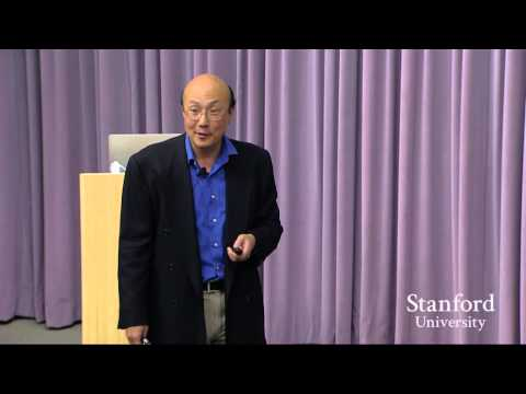 Thomas Lee presents at The Internet of Everything: a Stanford Engineering symposium
