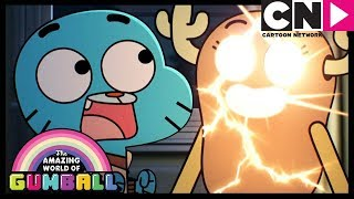 Gumball   Penny Breaks Free!   The Shell   Cartoon Network