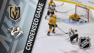 12/08/17 Condensed Game: Golden Knights @ Predators