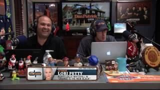 Lori Petty on The Dan Patrick Show (Full Interview)